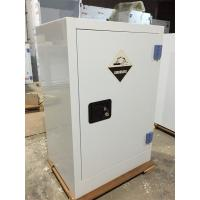 China Acid Corrosive Safety Polypropylene Storage Cabinets , PP Hazardous Storage Containers 4 gallon wholesale
