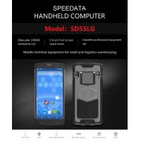 Rugged PDA Handheld RFID Reader Barcode Scanner Android For Inventory Management for sale