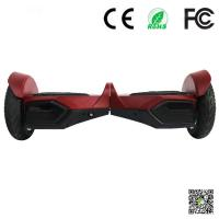 China 8 inch Indoor Sports Smartboard Scooter Two Wheel Electric Scooter Hoverboard With Lights on sale