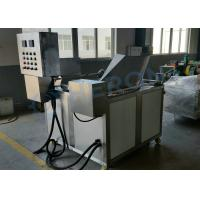 China Automatic Batch Fryer Machine/ Fish Food Production Line/ kfc equipment gas chicken pressure fryer wholesale