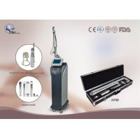 Buy cheap Ultra Pulse RF Co2 Fractional Laser Machine For Age Spots and Wrinkle Reduction from wholesalers
