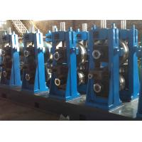 China High Speed Precision Welded ERW Pipe Mill Equipment Round Pipes Making wholesale