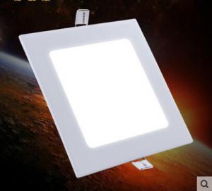 China LED Panel Light Square 6W round down light led SMD2835 strips Epistar wholesale