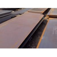 China Metal MS Hot Rolled Plate Steel , Alloy steel plate Q235 S235JR SS400 A36 wholesale