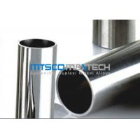 China ASTM A269 / A213 22 SWG Bright Annealed Sanitary Tube , Cold Drawn Tubing PED & ISO9001 wholesale