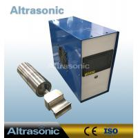 Quality 20Khz Ultrasonic Sonochemistry Bubbles Removal Degassing For Liquids Physical Manner for sale