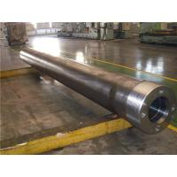 Quality Wear Resistant Centrifugal Casting Pipe / Forged Steel Pipe By Hydraulic Machine Hardness 240 - 280 HB for sale