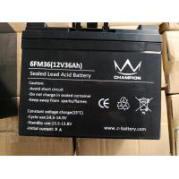 China Sealed Type Gel Lead Acid Battery For Solar Energy Battery Storage Home Use wholesale