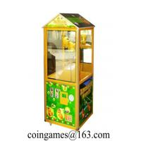 China Dinasaur World Amusement Park Equipment Small Gumball Vending Machine For Sale wholesale