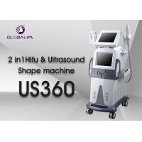 China Easy To Use Fat Loss Hifu Cellulite Reduction Hifu Focused Ultrasound Liposonix Machine wholesale