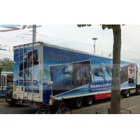 Quality Pneumatic Truck 6D Cinema Equipment With Eletric Control And Dynamic Chair for sale