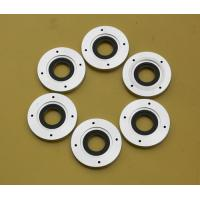 Quality Durable Precision Machined Parts Aluminium Motor Caps Components For Brushed DC Motor for sale