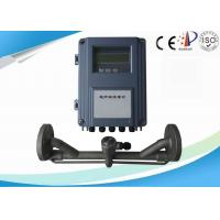 Buy cheap Sewage Medium Ultrasonic Portable Flow Meter With Pipe Clamp On Probes product