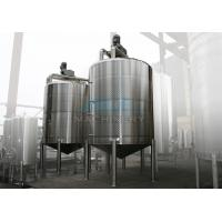 China ACE Machinery Stainless Steel Mixing Tank for Cosmetic, Food and Pharmaceutical Industries wholesale