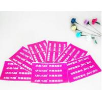 China Printable Self Adhesive Sticky Labels , Professional Custom Label Stickers wholesale