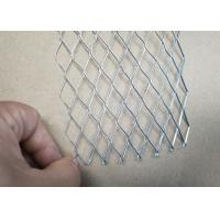 China 10cm Width  Anti - Cracking Brick Wall Mesh 0.40MM Thickness 16m Length wholesale