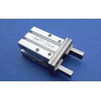 Quality Parallel Type Twin Rod Cylinder , 180 Degree MHY2 Series Double Rod Air Cylinder for sale