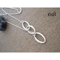 China hot selling jewelry 925 sterling silver necklace W-VD180 wholesale