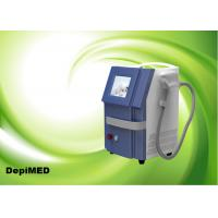 China Body Professional Nd Yag Hair Removal , 808nm Diode Laser Depilation Machine wholesale