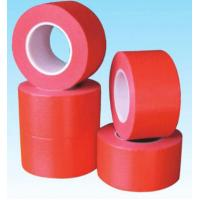 China 260Um Thickness Crepe Paper Masking Tape 210N Per 25Mm Tensile Resistance wholesale