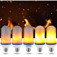 LED Flame Bulb 5W flame bulb table LED flicker flame candle light bulb warm color led flame bulb for decroation