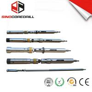 China 5ft / 10ft Diamond Double Tube Wireline Core Barrel System CE ISO 9001/2008 wholesale