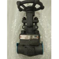 China Forged Steel Gate Valve 1/2 800LB wholesale