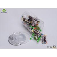 Buy cheap 360ml Safety Transparent Spice Sealed Jars for Food packaging product