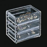 China Clear Acrylic Jewelry Display Case   wholesale