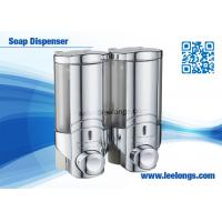 China Luxury Liquid Soap Dispenser / Shampoo Dispensers For Body Wash , Hand Washing wholesale