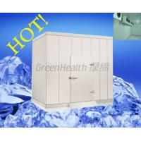 China Large Cool Room Storage 105 Cubic Meter , Double Side Painting Steel Cold Room wholesale