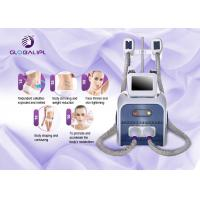 Buy cheap Weight Loss Salon Equipment Portable Fat Freezing Cryotherapy Cryolipolysis from wholesalers