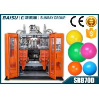 China Plastic Products Making Machine LDPE Plastic Toy Ball / Ocean Ball Making Machine on sale