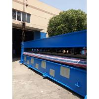 China Felt Type Recycled Paper Making Machine Mini 787mm With Single Dryer Cylinder wholesale