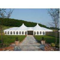 China Commercial Outside Tent Weddings Mixed Structure ML - 052 UV Resistant wholesale