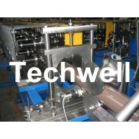 China Downpipe Roll Forming Machine for Rainwater Downpipe, Rainspout, Water Pipe, Drainpipe wholesale