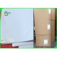 China Grade AA 80gsm Copier Paper Rolls for Printing / White Printer Paper wholesale