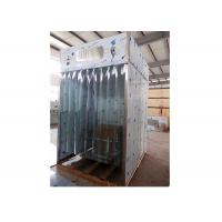 China Class 100 Clean Room Dispensing Booth , Stainless Steel Downflow Booths wholesale