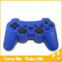 China Hot selling bluetooth wireless game controller For ps3 pc on sale