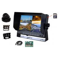 China 7inch 4-channel Car Mobile DVR wholesale