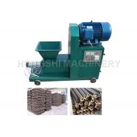 China Biomass Charcoal Briquette Machine 50mm Diameter Of Briquette CE Approved on sale