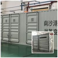 Buy cheap Stainless Steel Container Transformer 35 KV - Class Step Down Transformer from wholesalers