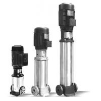 Low Noise Vertical Multistage Centrifugal Pump No Leakage For Industrial Boosting