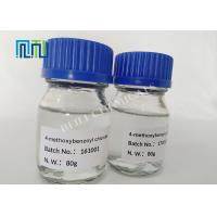 Quality 100-07-2 Pharmaceutical Raw Materials 4-Methoxybenzoyl Chloride 99% Min for sale