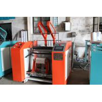 Quality Full Automatic PE Cling Film Making Machine / Plastic Film Slitting Equipment for sale