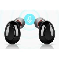 China IPX5 Waterproof TWS Wireless Earbuds V5.0 Earphones Mini Stereo Wireless Bluetooth Earbuds Charging Case wholesale