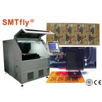 China Optowave UV Laser PCB Depaneling Machine Stand Alone Type Marble Platform SMTfly-5S wholesale
