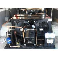Buy cheap Electric Control Hermetic Condensing Unit With Copeland ZB Scroll Compressor from wholesalers