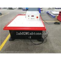 China Durable Mechanical Shaker Table Performs Rotary Vibration Test For 500Kg Packing Test wholesale