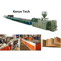 China Good Performance ABS Plastic Profile Production Line EASY TO USE wholesale